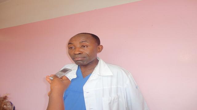Dr Pierre Marie Tebeu, spécialiste en gynécologie-obstétrique (Cameroun)