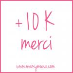 Plus de 10.000 Mamys sur Facebook !