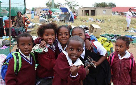 12 types de collations de l'écolier à l'africaine