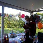 Le fils de Vanessa Caixeiro a fêté son premier anniversaire