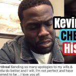 Kevin Hart s'excuse auprès de sa femme enceinte pour l'avoir trompée
