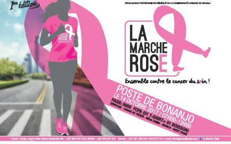 La Marche Rose : une note d'espoir…