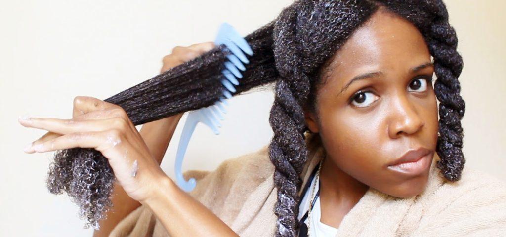 Soleil, lisseur, sèche cheveux : un remède maison pour protéger les cheveux contre la chaleur