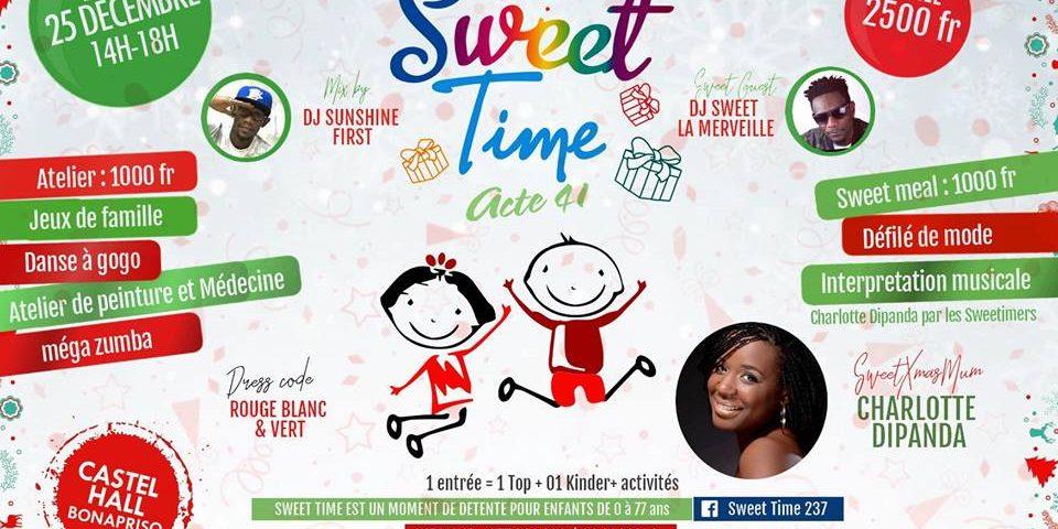 «Sweet Time» ce 25 décembre 2017