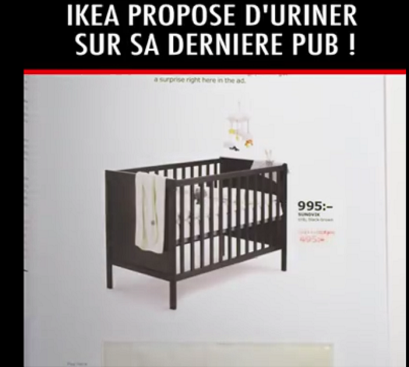 ikea pub reduction berceau mamymuna mamy muna. Black Bedroom Furniture Sets. Home Design Ideas