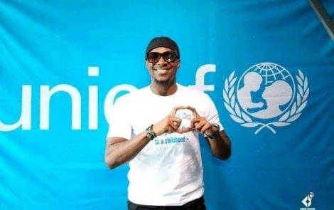 Stanley Enow, nouvel ambassadeur de l'Unicef