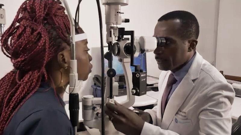 L'hôpital « Magrabi » spécialisé dans les maladies de l'œil a trois ans !