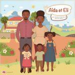 La collection d'albums Aïda et Eli – Livres de jeunesse afro